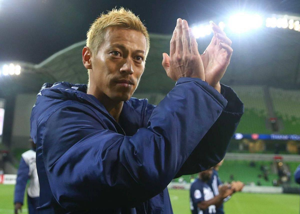 Keisuke Honda si offre al Milan