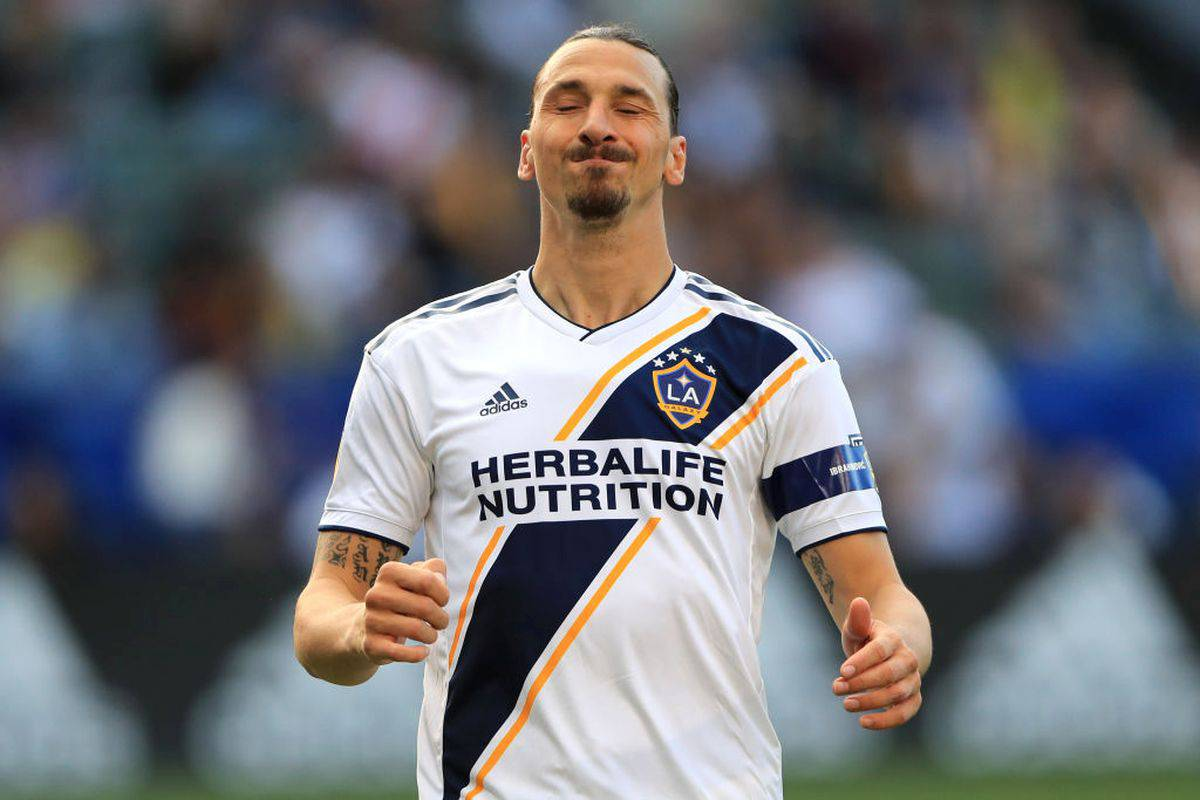 Zlatan Ibrahimovic potrebbe lasciare la MLS