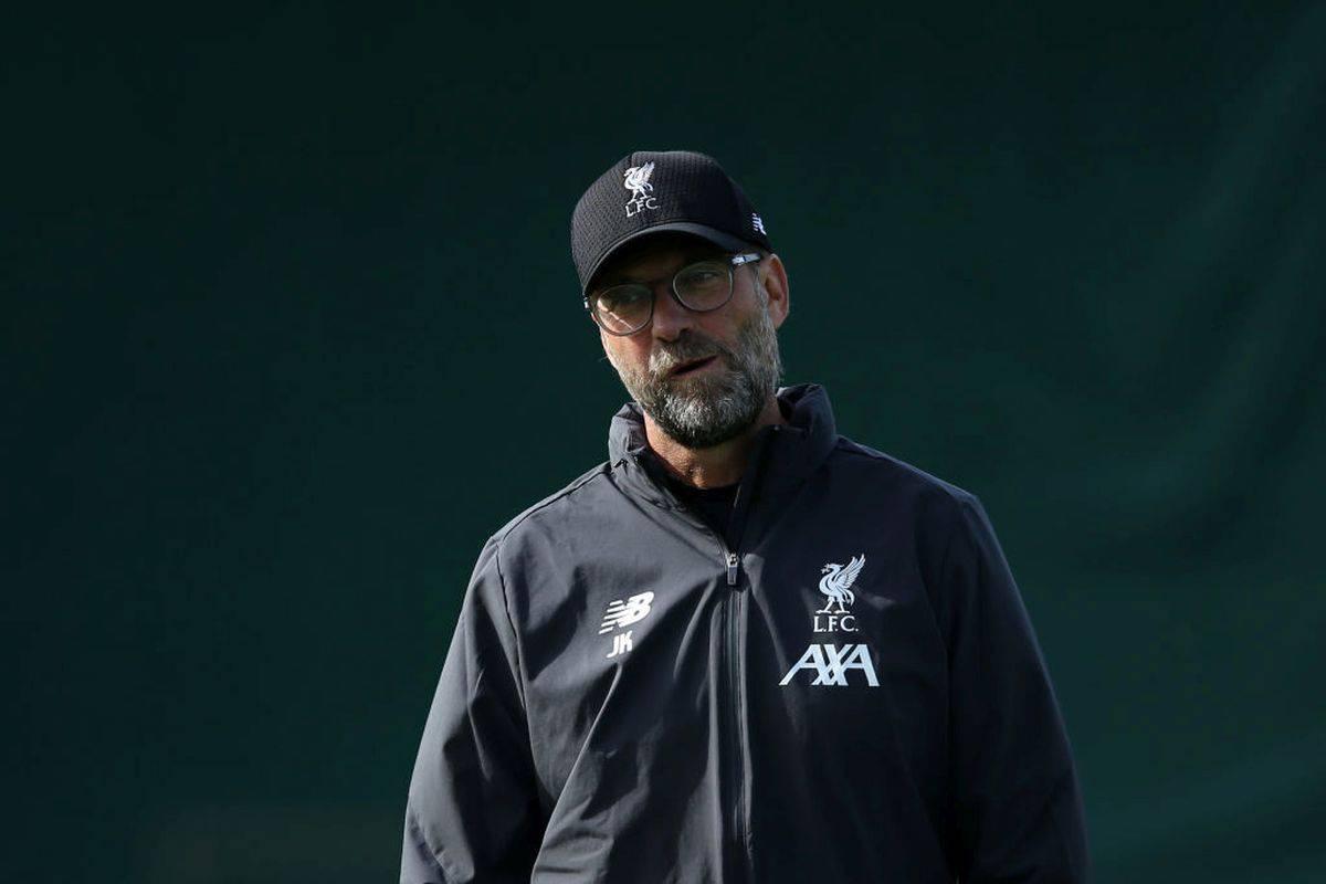 Jurgen Klopp rischia in Coppa di Lega