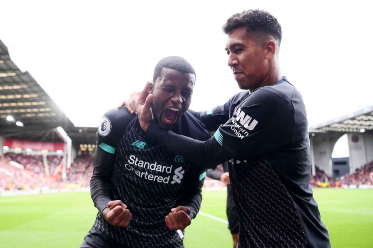 Premier League: Liverpool, arriva il settimo sigillo. Battuto lo Sheffield United