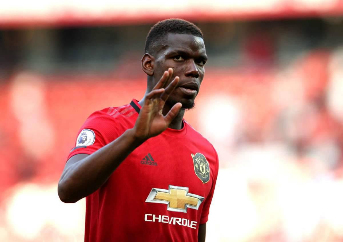Paul Pogba, stella del Manchester United in Europa League