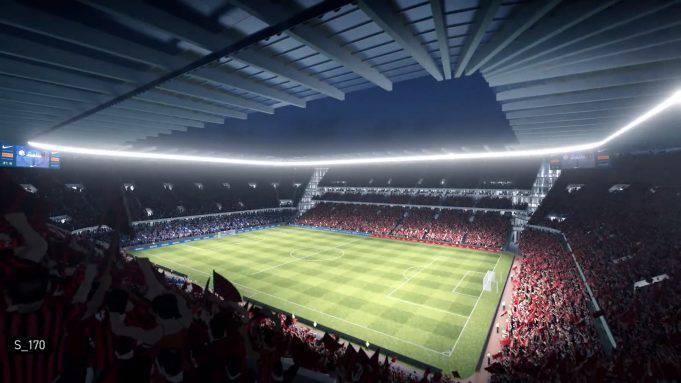 Il progetto del nuovo stadio di Milano