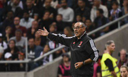 Juventus, Fiorentina e Atletico Madrid: doppio esame per Sarri
