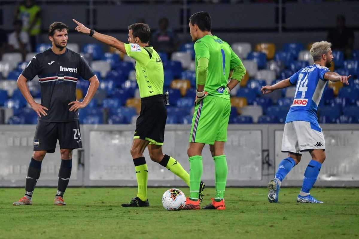 Serie A, gli stipendi degli arbitri