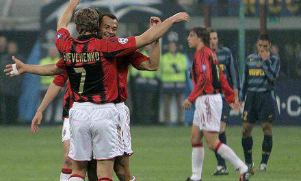 Milan-Inter: i grandi bomber nella storia del derby