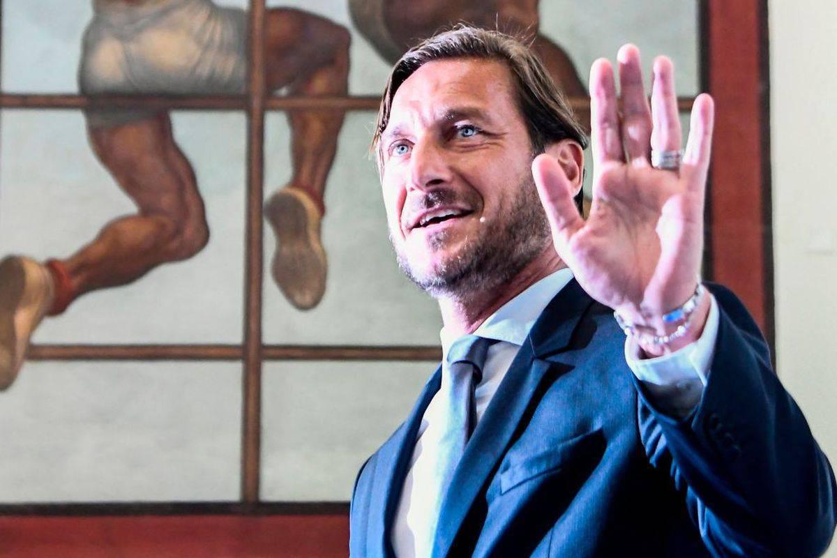 Francesco Totti oggi compie 43 anni