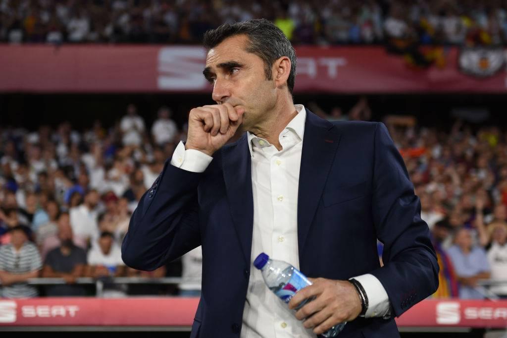 """Barcellona, Valverde """"scaricato"""": i tifosi hanno scelto il prossimo allenatore"""