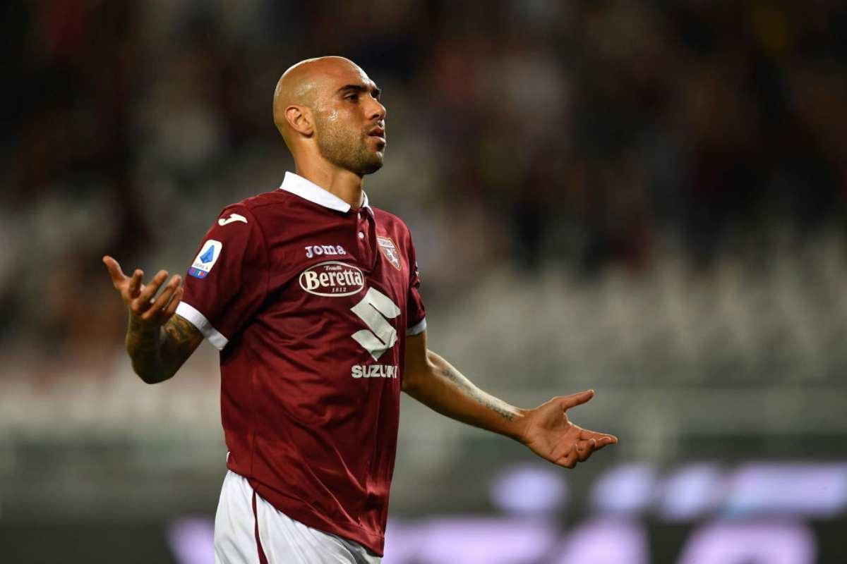 Zaza, attaccante del Torino