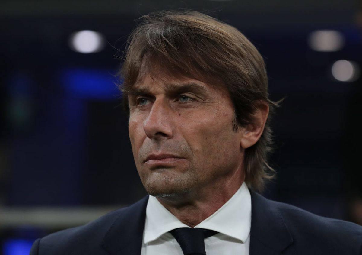 Antonio Conte conferenza stampa Sassuolo-Inter