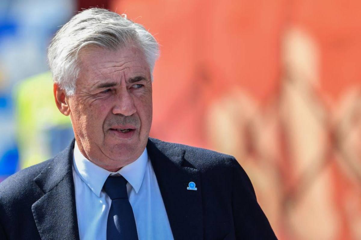 Carlo Ancelotti conferenza stampa