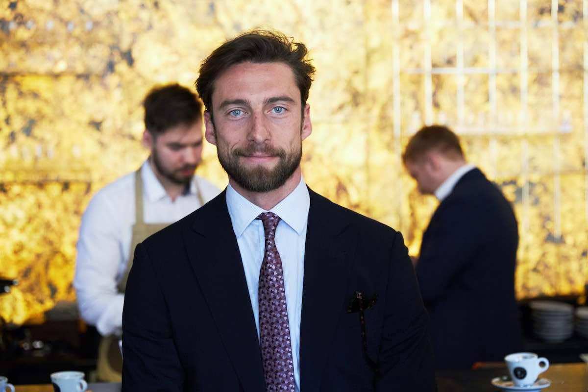Claudio Marchisio rapinato nella notte nella sua villa a Vinovo
