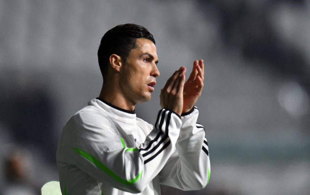 Cristiano Ronaldo vuole Haaland alla Juve
