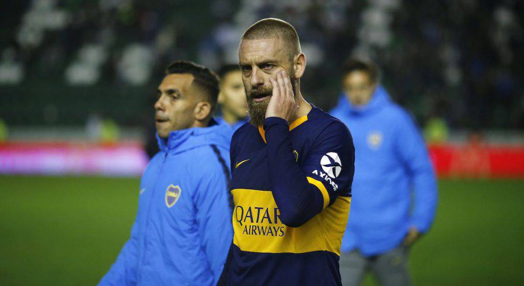 De Rossi in crisi al Boca Juniors