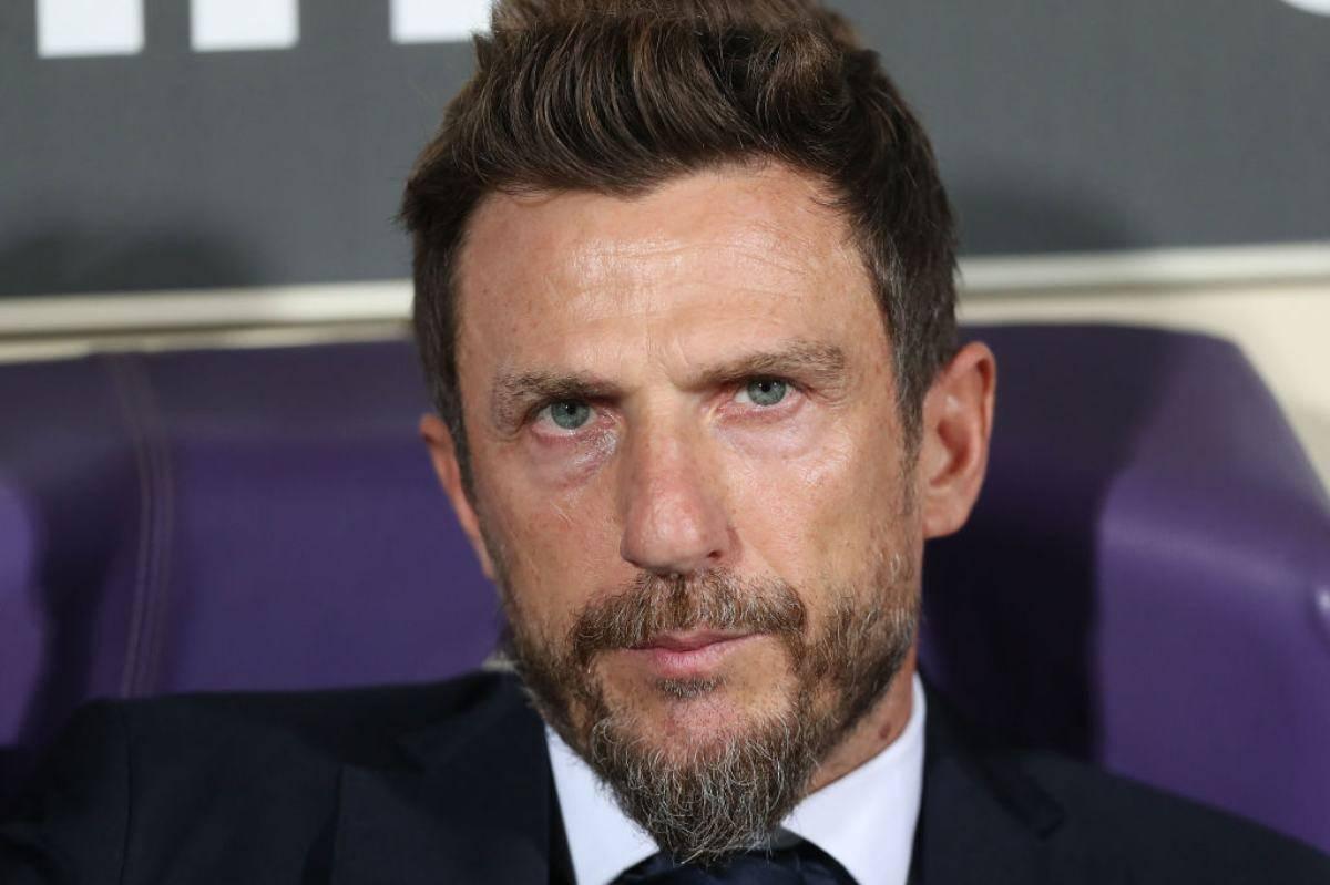 Di Francesco lascia la Sampdoria