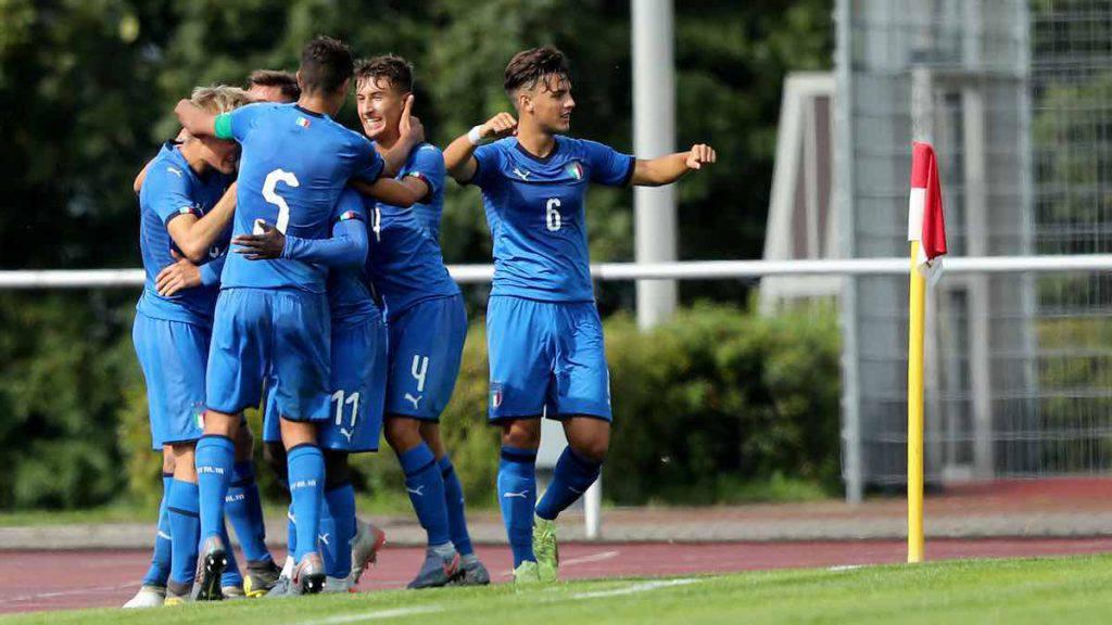 Dove vedere Italia U17