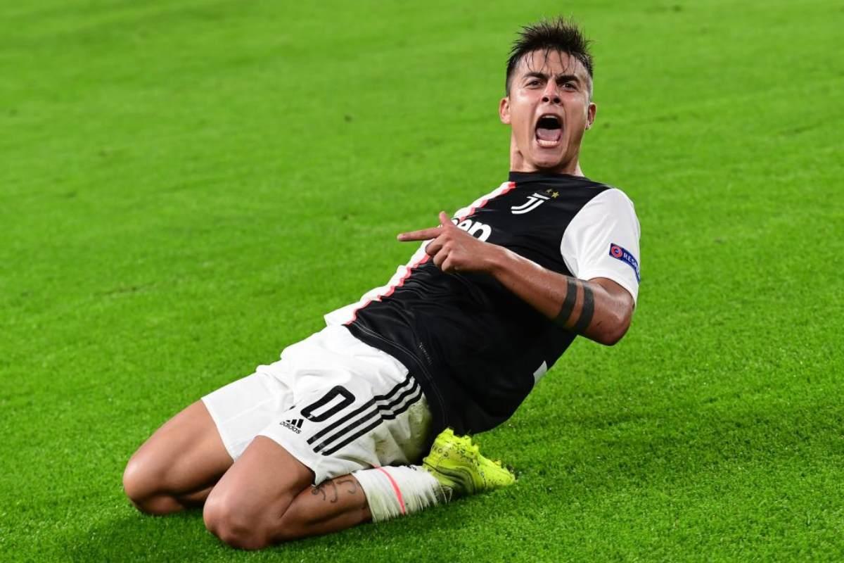 Dyabala Juventus