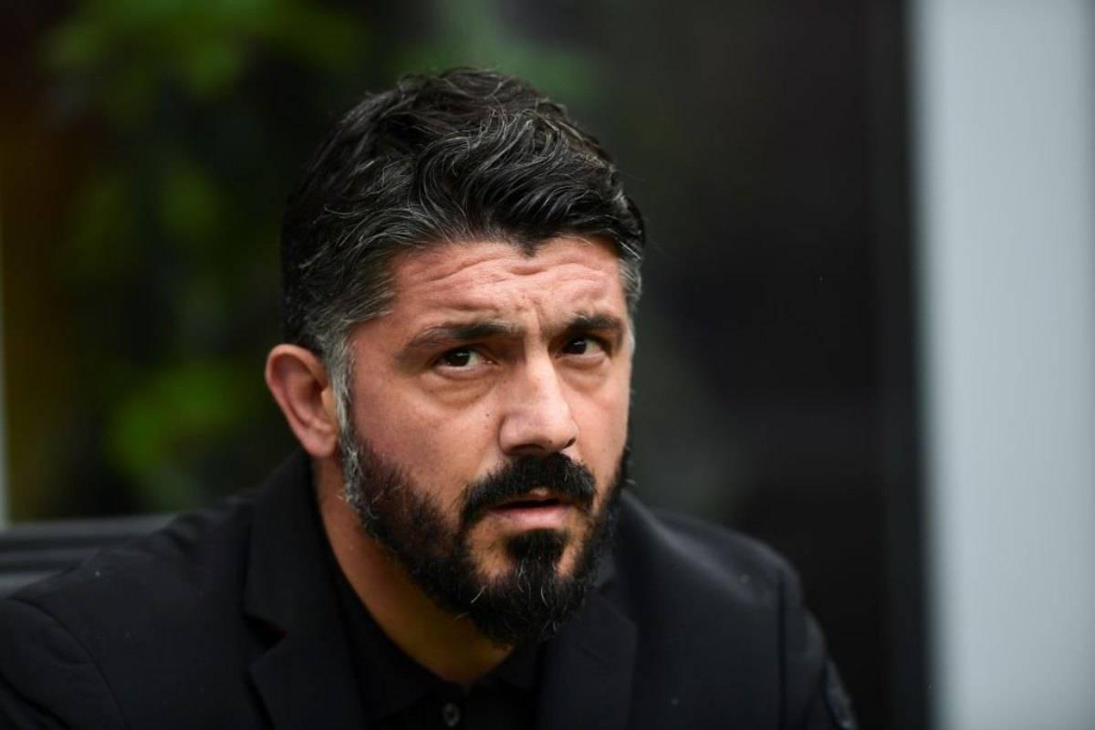 Gattuso possibile ritorno al Milan