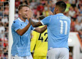 Serie A, le coppie gol: Immobile-Correa da record, Lautaro-Lukaku sul podio