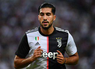 Juventus, Emre Can piace al Manchester United: a gennaio possibile affondo.