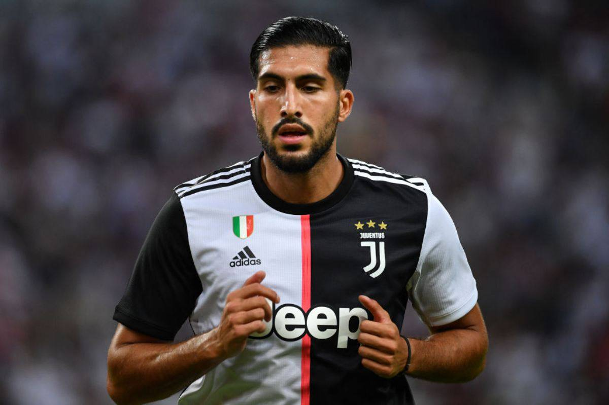 Juventus, Emre Can piace al Manchester United: a gennaio possibile affondo.