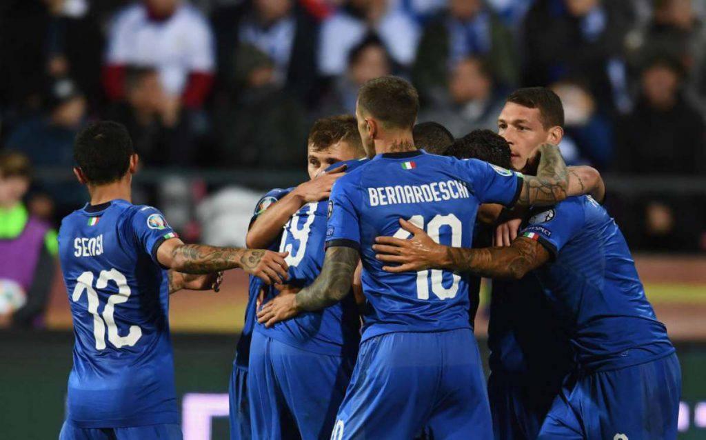 Convocati Italia: torna Zaniolo. Assenti Balotelli, De Rossi e Kean