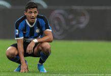 Alexis Sanchez infortunio con il Cile, Inter in ansia