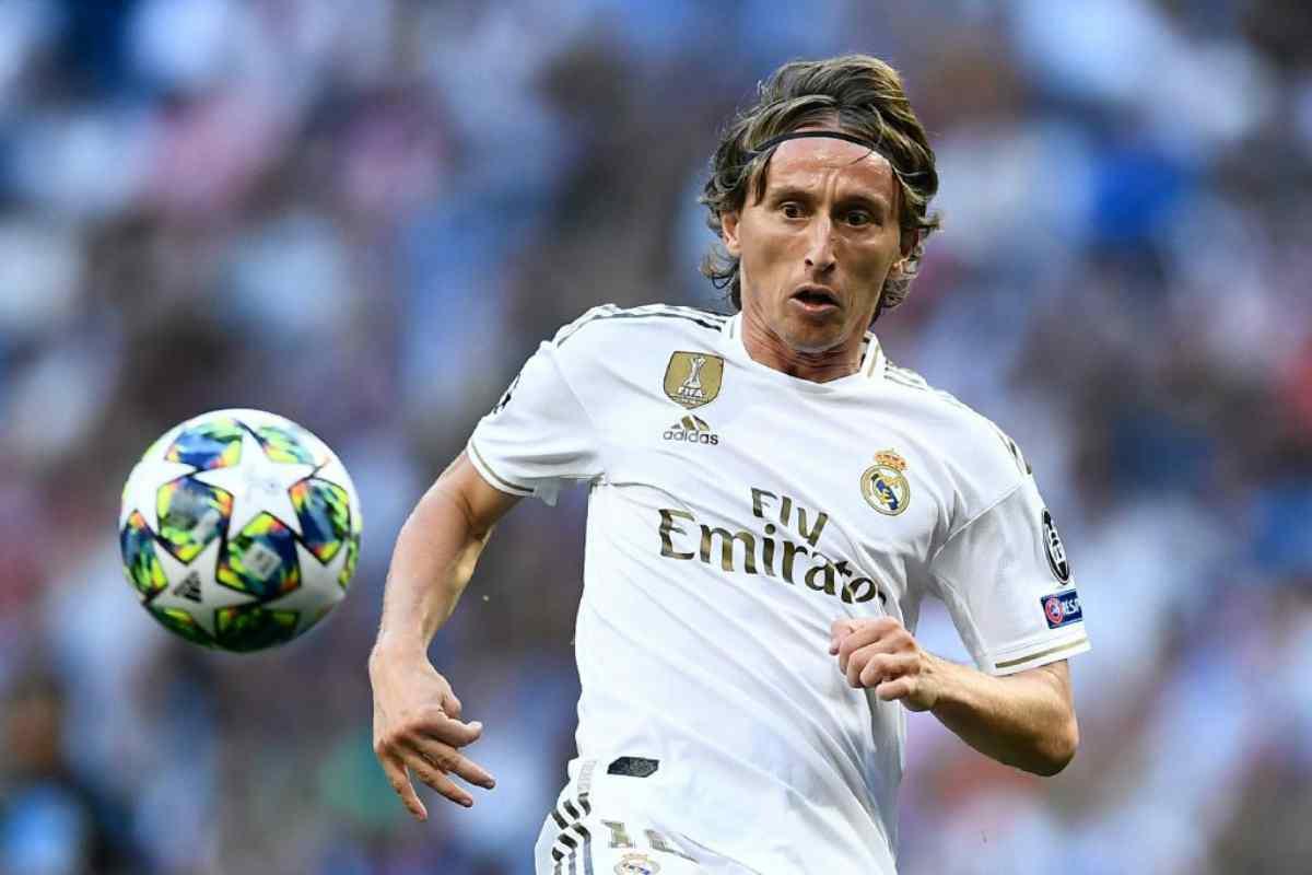 Modric, il Pallone d'Oro in carica escluso dalla lista 2019