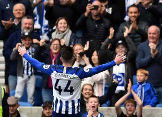 Premier League: Connolly fa volare il Brighton, il Tottenham affonda