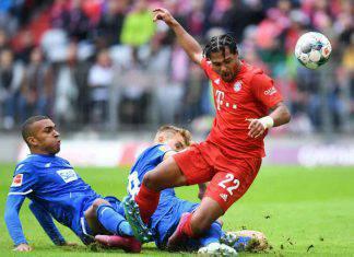 Bundesliga: Hoffenheim, la doppietta di Adamyan stende il Bayern