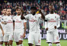 Genoa-Milan 1-2, Reina para il rigore al 92', Hernadez e Kessie rimonta da 3 punti