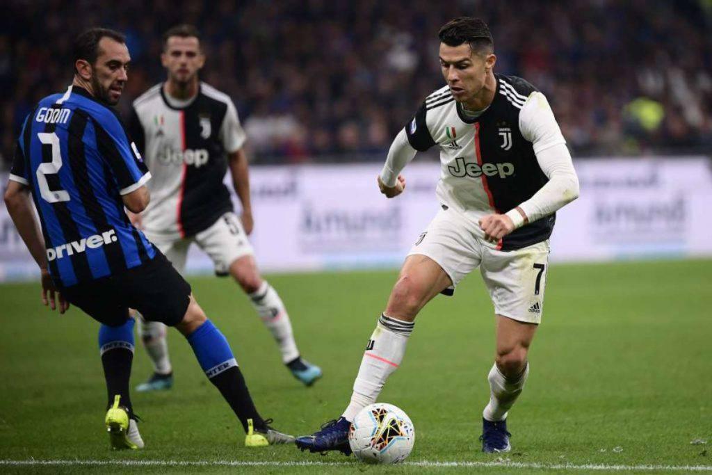 LIVE Inter-Juventus, diretta risultato in tempo reale