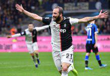 Inter-Juventus 1-2, Dybala e Higuain piegano i nerazzurri. Bianconeri primi