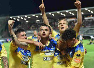 Serie B, il Pescara piega il Benevento capolista