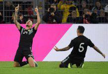 Germania-Argentina 2-2, pari spettacolare a Dortmund: Ocampos salva l'Albiceleste all'85'