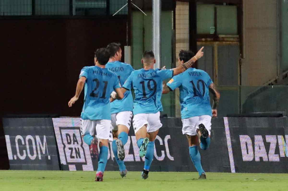 Serie B: Benevento solo in vetta, che rimonta del Chievo
