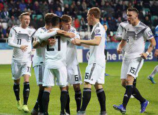 Qualificazioni Euro 2020, risultati 13 ottobre: Polonia qualificata, la Germania vince contro l'Estonia