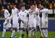 Liechtenstein-Italia 0-5, tutto facile per gli azzurri: ottava vittoria consecutiva