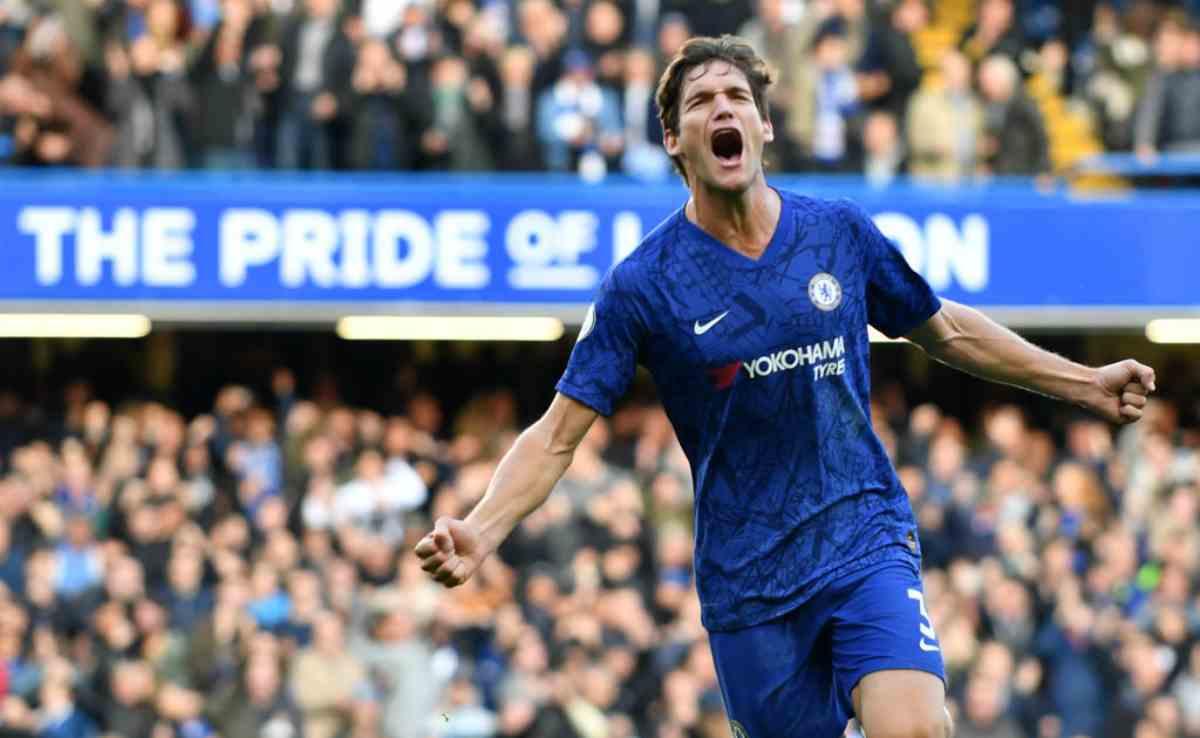 Premier League, risultati 19 ottobre: vince il Chelsea, Alli salva il Tottenham
