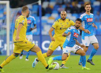 LIVE Napoli-Verona, diretta risultato in tempo reale: