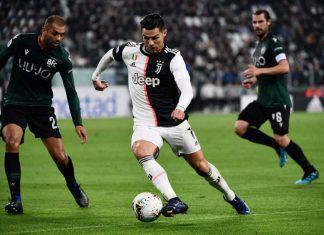 LIVE Juventus-Bologna risultato in diretta tempo reale