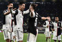 Juventus-Bologna 2-1, Cristiano Ronaldo e Pjanic decisivi. La traversa salva i bianconeri