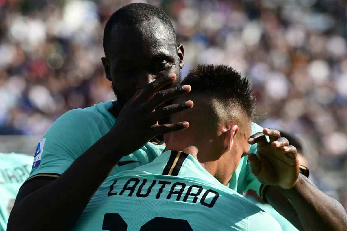 """Inter: Lautaro, Lukaku e Godin, la dinamite per battere il """"pazzo"""" Borussia Dortmund"""