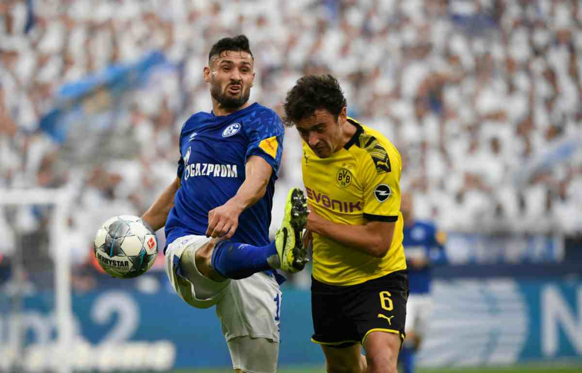 Bundesliga, senza gol il derby Schalke 04-Borussia Dortmund