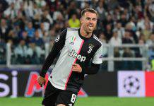 Juventus, Ramsey problema muscolare: out in Galles-Croazia