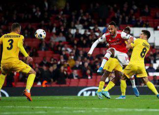 Europa League, risultati 4 ottobre: vincono Arsenale e Siviglia, il Lugano ferma la Dynamo Kiev.