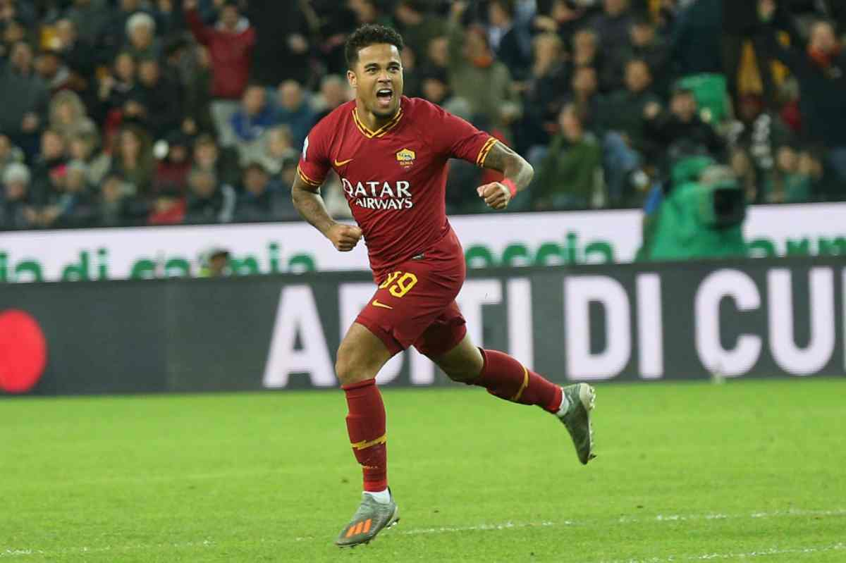 Serie A, Highlights Udinese-Roma: video azioni del match e gol
