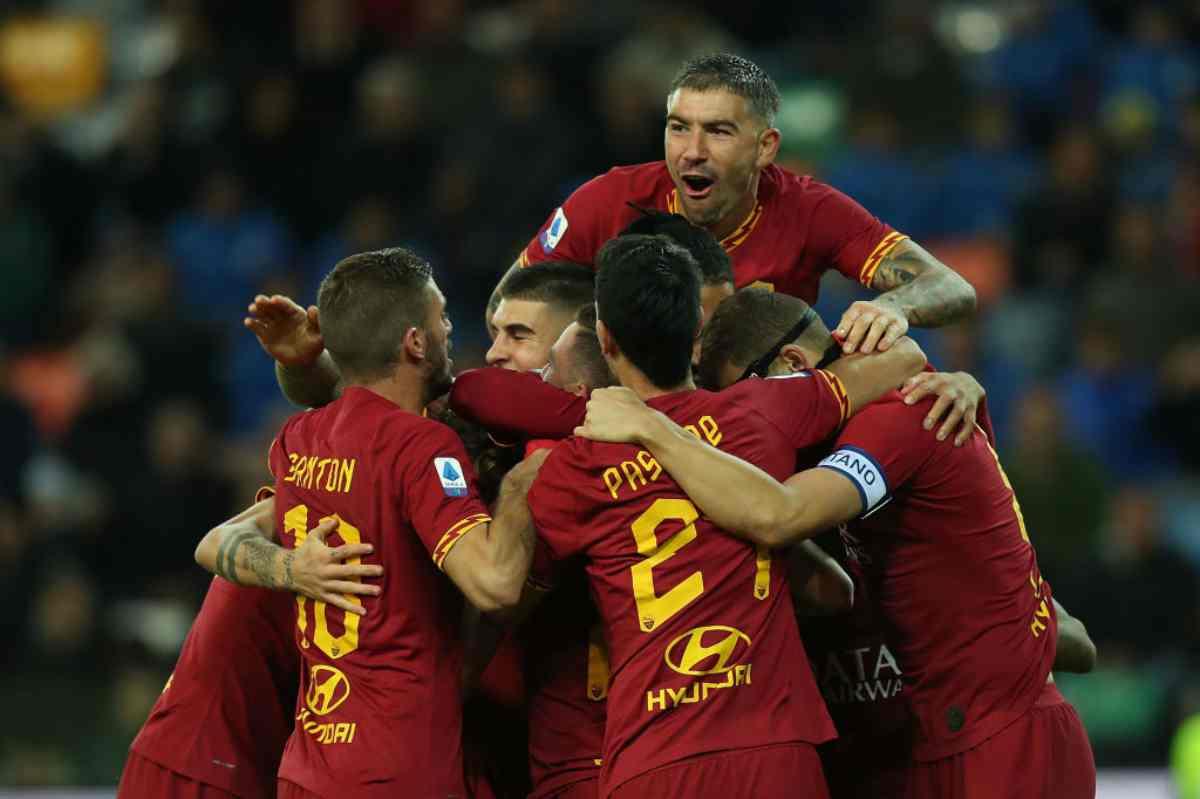 Serie A, risultati 10.a giornata: la Roma fa poker in 10, la Lazio inguaia il Torino