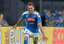 Napoli-Verona: super Milik, flop Younes. Pagelle e voti della Gazzetta dello Sport