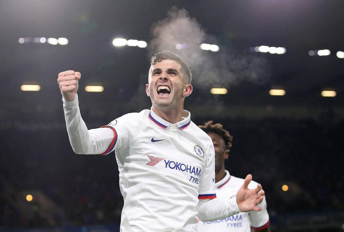 Pulisic Burnley Chelsea
