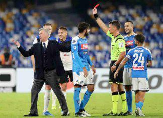 Ancelotti squalificato, salta Roma-Napoli: ecco la decisione del giudice sportivo